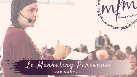 Le marketing personnel en MLM